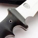 Walter Brend fixed custom knives