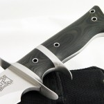 Walter Brend fixed custom knife