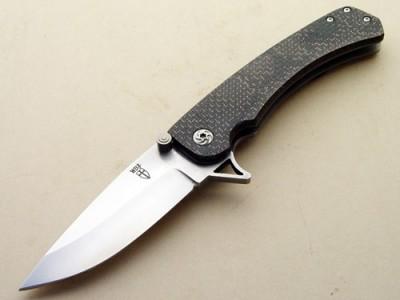 Will Zermeno saigo folder folding custom knife