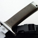 Dennis Friedly M-21 fixed custom knives