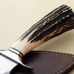 Jim Siska fighter fixed custom knife