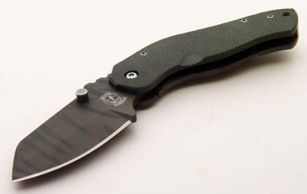 Sniper Bladeworks folder folding custom knives