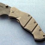 Sniper Bladeworks folder folding custom knives