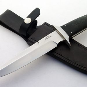 Schuyler Lovestrand tactical fighter fixed custom knife