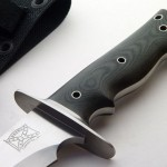 Walter Brend model 2 fixed custom knife