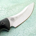 Walter Brend pirela fixed custom knife
