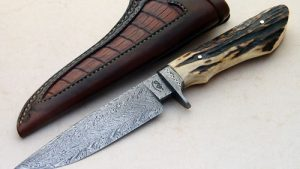 Terry Vandeventer fixed custom knife