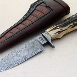Terry Vandeventer fixed custom knife