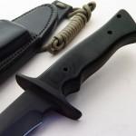 Walter Brend Model 2 fixed custom knife