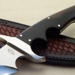 Schuyler Lovestrand fighter fixed custom knives