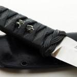 RJ Martin fixed custom knives