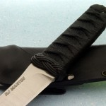 RJ Martin Kwaiken fixed custom knife