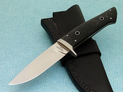 Schuyler Lovestrand hunter fixed custom knives