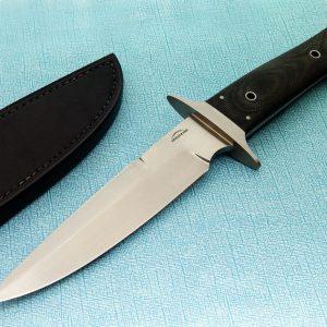 Schuyler Lovestrand tactical fixed custom knife
