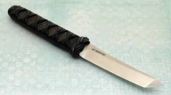 RJ Martin tactical fixed custom knife