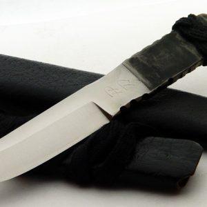 Phill Hartsfield necker fixed custom knives
