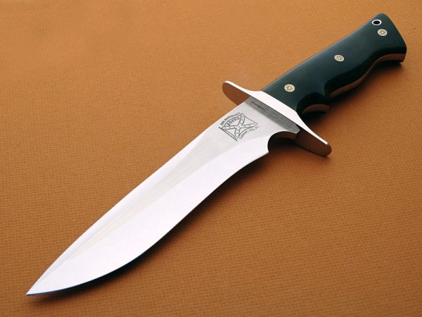 Walter Brend fixed custom knife