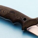 RJ Martin odyssey fixed custom knives