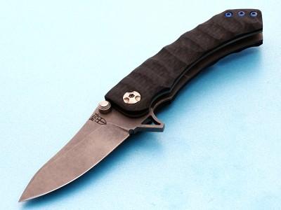 Will Zermeno custom folder folding custom knives