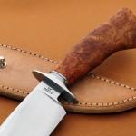 Shawn Ellis fighter fixed custom knives