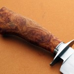 Shawn Ellis fighter fixed custom knife