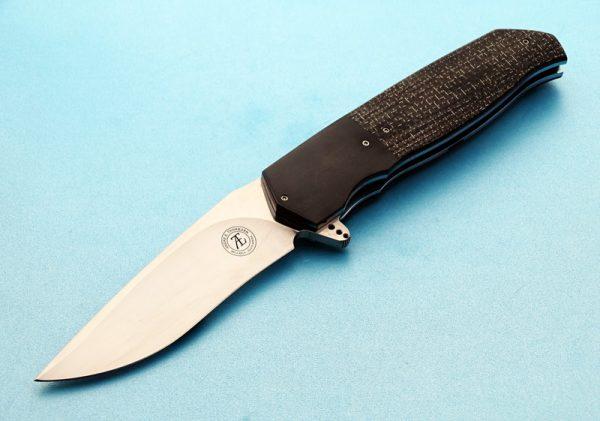 Andre Thorburn custom folder folding custom knives