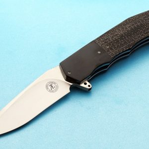 Andre Thorburn folder folding custom knives