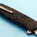 Andre Thorburn folder folding custom knife