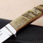 Zane Blackwell fixed custom knives