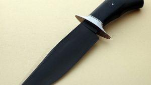 Shawn McIntyre ABS Master Smith tactical fixed custom knife Robertson's Custom Cutlery