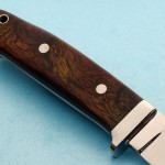 Zane Blackwell hunter fixed custom knives