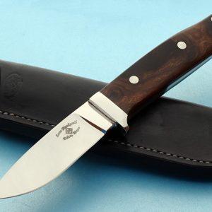 Zane Blackwell DI hunter fixed custom knife