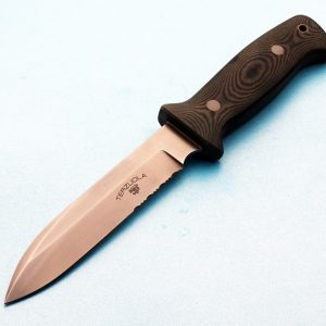Bob Terzuola, Vanguard, Entry Team Tool, Limited Edition fixed custom knives
