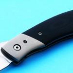 Keith Coleman folder handle folding custom knife