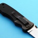 Pat Crawford folder folding custom knife