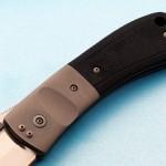 CH Morris folder folding custom knife