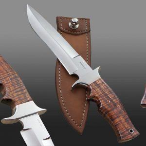 Tim Steingass fighter fixed custom knife