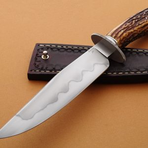 Craig Camerer ABS Journeyman Smith, Forged In Fire, forged fixed custom knife Forged and Fire ABS Journeyman Smith