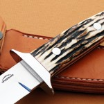 Schuyler Lovestrand fixed custom knives