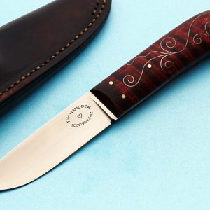 Tim Hancock fixed custom knife