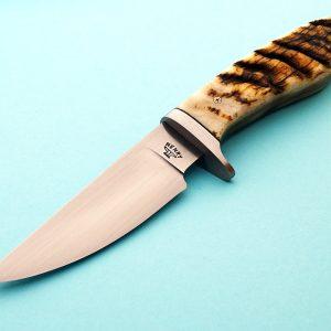 Henry Torres hunter fixed custom knife