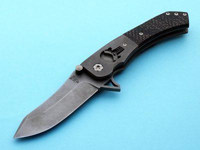 Will Zermeno folder folding custom knife