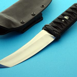 RJ Martin fixed custom knife
