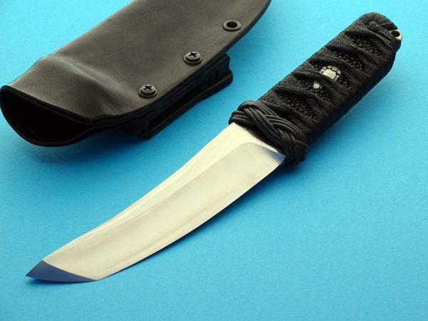 RJ Martin fixed custom knife