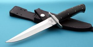 Walter Brend Model 1 Tactical Fighting Custom Knife