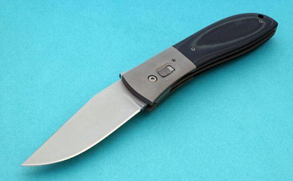 Kit Carson Large Model 4 Knife Robertsons Custom Cutlery Custom