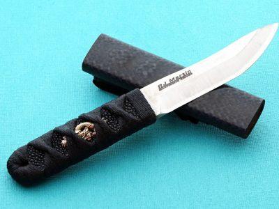 RJ Martin Kozuka Dragon fixed custom knife