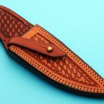 Fisher-Leather-Sheath