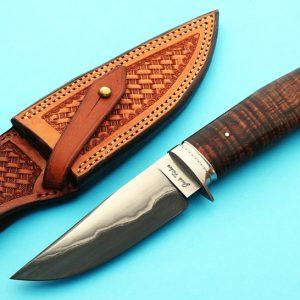 Josh Fisher fixed custom knives
