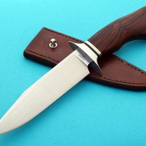 Shawn Ellis presentation fighter fixed custom knife